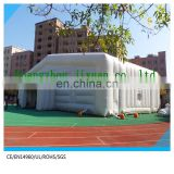 60*30Meter inflatable luxury resort tent, luxury hotel tent, inflatable spa tent for sale