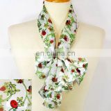 Polyester Ladies' Fashion New Design Neckerchief