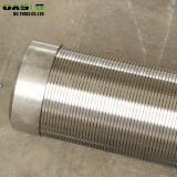 V shape wedge wire water well casing screen suppliers