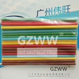 GZWW Colorful 7mm 11mm Diameter Hot Melt Glue Stick