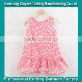 wholesale children's boutique cloth alibaba china supplier /girls party dresses / fashion summer dress