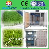 CE certificate Greenfield's Solar&Wind Powered Farm Hydroponic Fodder System for poultry fresh green feed