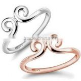 wholesale customized personalized couple ring high quality titanium ring for men and women