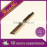 Hot selling chrome tile trim bronze metal tile trim with low price