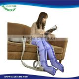 Medical massage air compression limb therapy DVT patient
