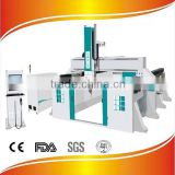 Woodworking 5 axis cnc wood carving machine for model