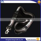 Fashion custom made neck lanyard with your own design,15mm/20mm/25mm width printed neck lanyard