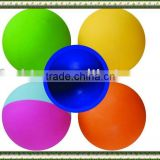 kid hollow rubber balls ,rubber handball