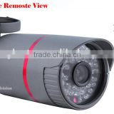 5mp hp ip bullet camera with night vision HD P2P ONVIF