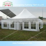 Frame Retardant Pole Tent With PVC And Aluminum For Partys And Events