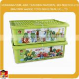 ABS toy bricks set animal toy building blocks compatible to Duplo hot new product for 2015