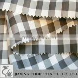 RPET plaid taffeta oxford fabric