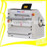 Inquiry about pizza roller machine, pizza base machine, pizza pastry machine