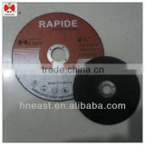 105*1.2mm 4 inch cut off discs for metal&stone