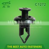 New Product Clip Plastic Automotive China manufacture Push Fit Fitting Aftermarket Retaining Spring Clips