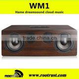 2014 new product for christmas wireless cloud streamsound wifi speaker pk bluetooth speaker