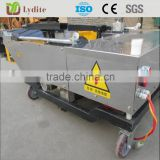 Hot selling cement spray plaster machine for interior / exterior wall plastering on sales