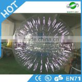 Hot Sale light zorbing ball price,inflatable aqua light zorbing ball,shining light inflatable zorb ball