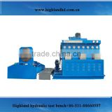 commercial hydraulic pump and motor test bench/equipment/machine
