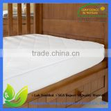 Ultra-Soft Fitted Crib Mattress Protector Pad Cover