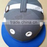 cotton twill polo helmet/ Horse riding helmet
