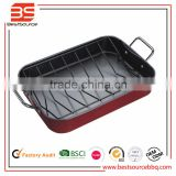 For Chicken And Pig Roaster ,Carbon Steel Bakeware And Baking Pan/Turkey Roaster