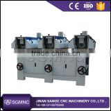 Wood working machines cabinet door sanding machine , wood panel sanding machine for MDF , particle board