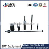 DEFY complete set of site investigation spt core drilling tool