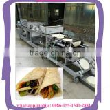 Energy Save Automatic Tortilla bread machine / Taco Bread Making Production Line /Pancakes forming machine