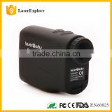 Factory price OEM mini 600M laser rangefinders LaserWorks laser golf range finder