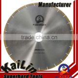 Wet Cutting Diamond Saw Blade With sharp diamond segment, diamond disc for stone cutting stone, good quality
