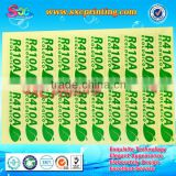 Factory direct supply security seal sticker , stickers security for mobile phone , egg shell stickers