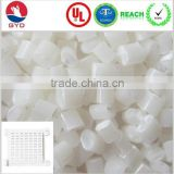 Polycarbonate sheet resin PC+GF+FR plastic High reflection sabic plastic raw materials