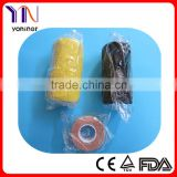 colored medical gauze bandage elastic sports bandage CE, ISO, FDA certificated manufacturers