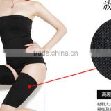 Hot sale cheapest shaping thigh corset slimming belt with good elastcity