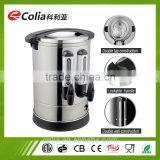 stainless steel electric boiler water level gauges / electric water boiler / catering urn