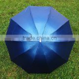 Folding anti uv sun umbrella