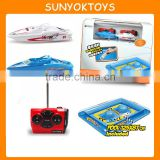 HOT! SEAWING STAR TWIN PACK HIGH POWERED MINI BOAT RC RACING BOAT (x2) + RACING POOL, Mini Speed Boats Sale