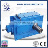 Xinghai Cheap H B Series Parallel and Bevel Gearbox, Gear Motor, Reduction Gearbox Price