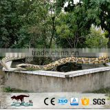 OA3168 Frightening Movable Realistic Animatronic Artificial Snake