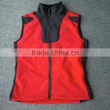 fashion body warmers electric heating vest