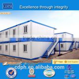20ft prefab container homes used as container office and container accommodation or portable cabin                                                                         Quality Choice