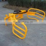 Bale Gripper For handling wrapped bales