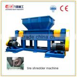 Hot sale garbage shredder for sale,plastic products crushing machine,medical wastes shredder