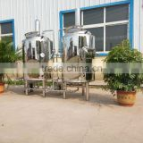 200L Electric Brewing System Mini Beer Brewery Equipment For sale