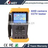 720P 960P AHD and Analog HD Security CCTV AHD camera tester