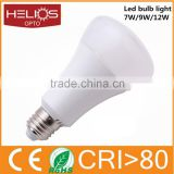 High Power Factor led light bulb e27 high quality acrylic cover aluminium radiator of Led Bulb Light