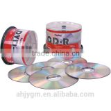 Good Quality 4.7G Blank Three-Colour Printing DVDR Disk
