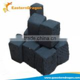 Cubic Indonesia coconut shell smokeless shisha charcoal
