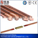 Wholesale high carbon strong brass clad steel rod